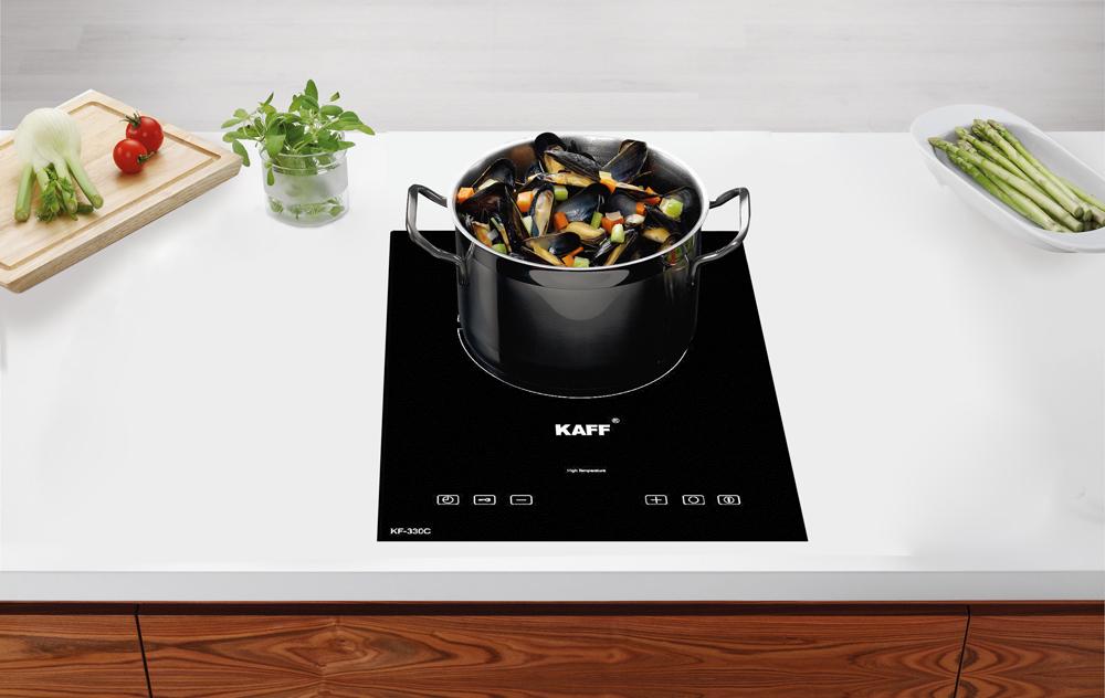 Bếp hồng ngoại đơn KAFF KF-330C 2