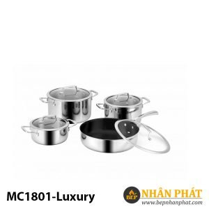 NỒI INOX EUROSUN MC1801-LUXURY