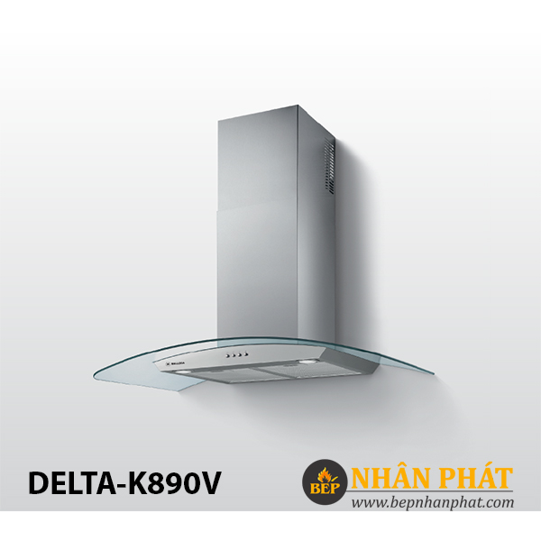 Máy hút khử mùi áp tường Malloca DELTA-K890V 4