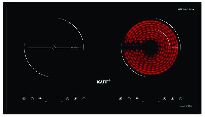 COMBO BẾP ĐIỆN TỪ KAFF KF-073IC 4