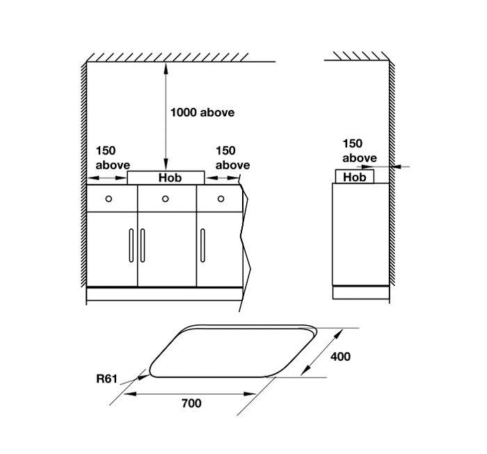 BẾP GAS HAFELE HC-G802B 495.06.051 5