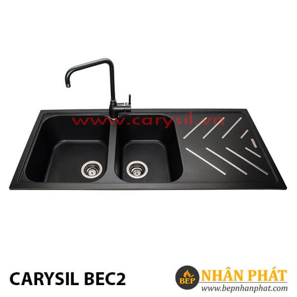 Chậu Rửa Chén Đá Carysil BEC2