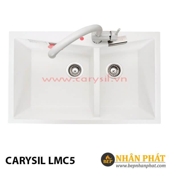 Chậu Rửa Chén Đá Granite Carysil LMC5