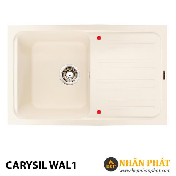 Chậu Rửa Chén Đá Granite Carysil WAL1