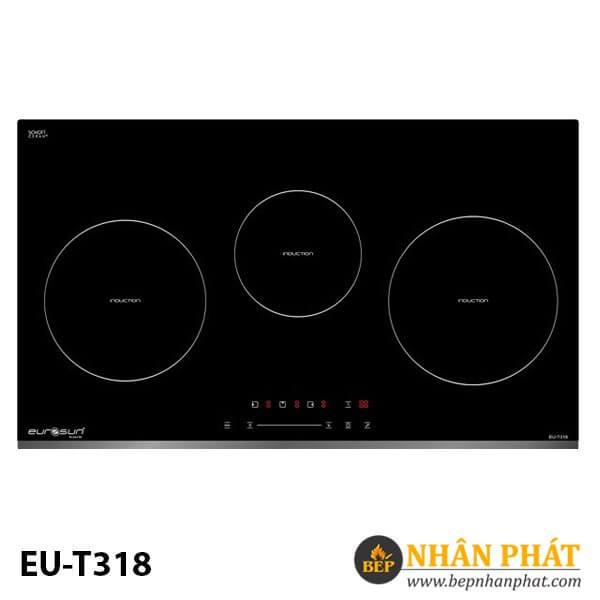BẾP ĐIỆN TỪ EUROSUN EU-T318
