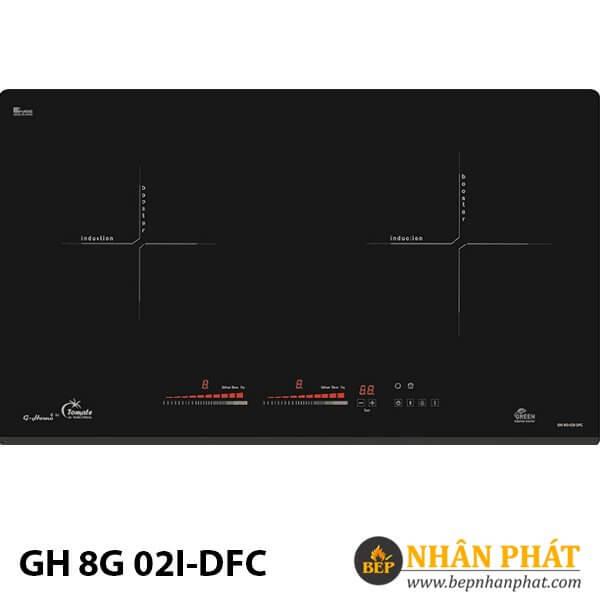 Bếp cảm ứng từ GH 8G 02I-DFC