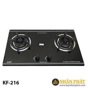 BẾP GAS ÂM KAFF KF-216