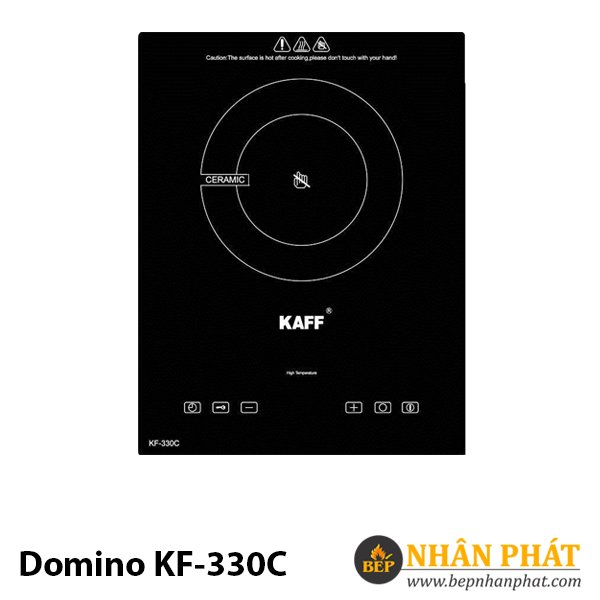 Bếp hồng ngoại đơn Kaff KF-330C