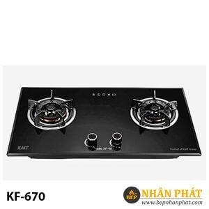 BẾP GAS ÂM KAFF KF-670