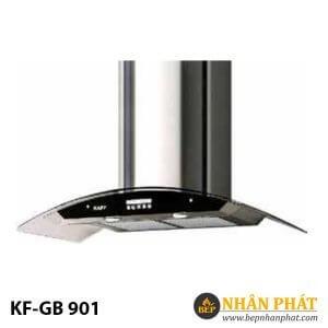 MÁY HÚT MÙI ỐNG KHÓI KÍNH CONG KAFF KF-GB901