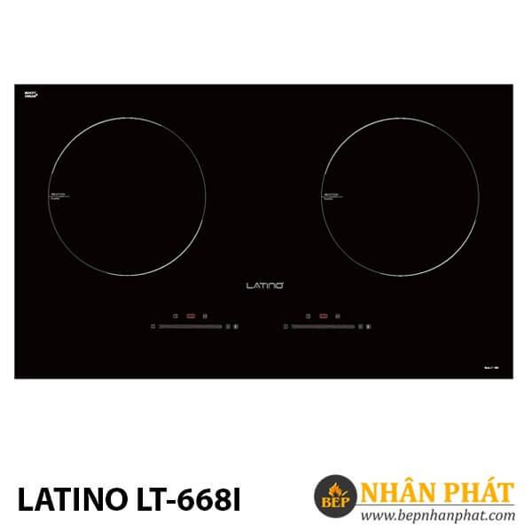 BẾP CẢM ỨNG TỪ LATINO LT-668I