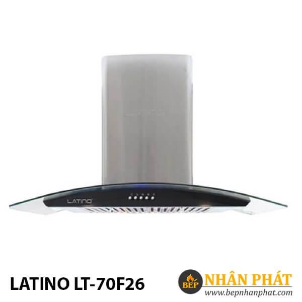 MÁY HÚT MÙI KÍNH CONG LATINO LT-70F26