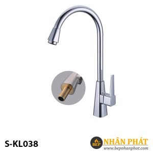 Vòi bếp EUROSUN S-KL038