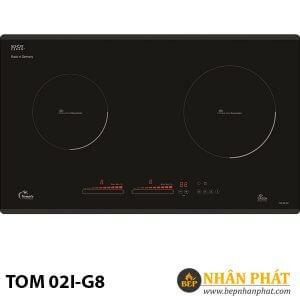 Bếp cảm ứng từ TOM 02I-G8