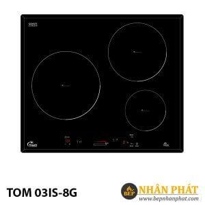 BẾP TỪ TOMATE TOM 03IS-8G