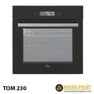 Lò nướng âm tủ TOM 230