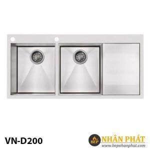 Chậu rửa Carysil inox VN-D200 (ID-1150)