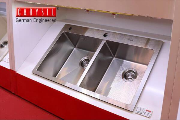 Chậu rửa inox VN-N200 (IC-8650)