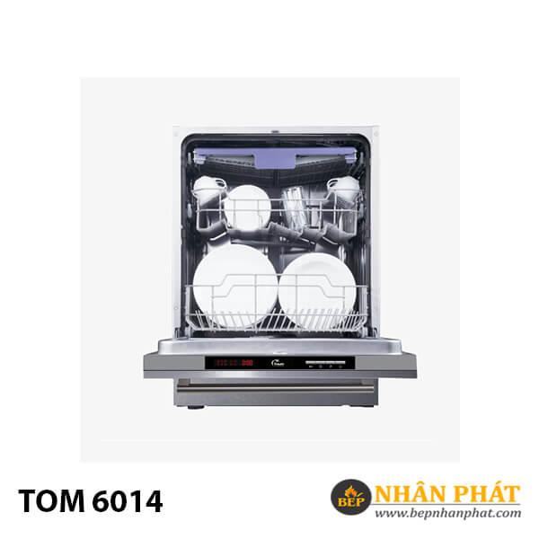 Máy rửa chén âm tủ Tomate TOM 6014 (14 bô) 3