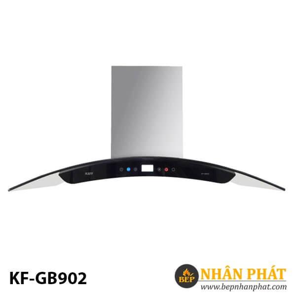 Máy hút mùi kính cong KAFF KF-GB902