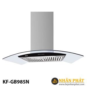 Máy hút mùi kính cong KAFF KF-GB985N