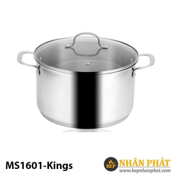 BỘ NỒI EUROSUN INOX MS1601-Kings