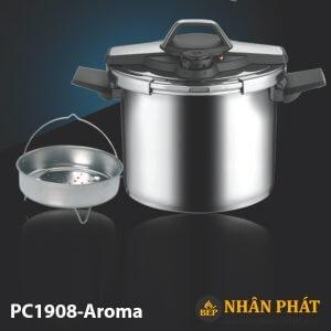 BỘ NỒI EUROSUN INOX PC1908-Aroma
