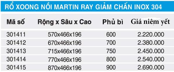 Giá xoong nồi tủ dưới inox 304 Higold 301411 5