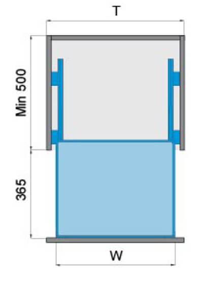 Giá xoong nồi dạng bản inox 304 Higold 303211 5