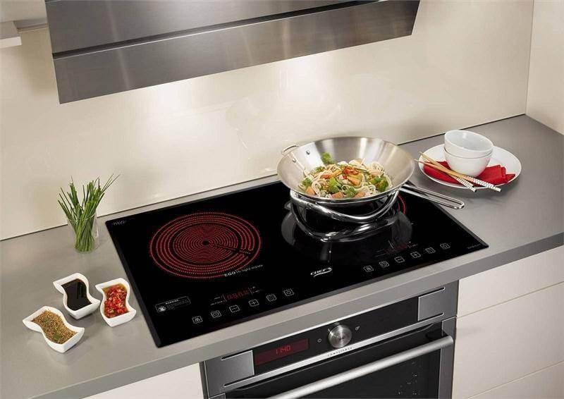 phân biệt bếp điện từ chính hãng