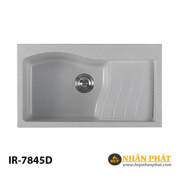 Chậu rửa chén 1 hộc đá nhân tạo IR-7845D 5