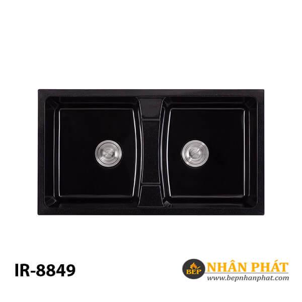 Chậu rửa chén 2 hộc đá nhân tạo IR-8849 4