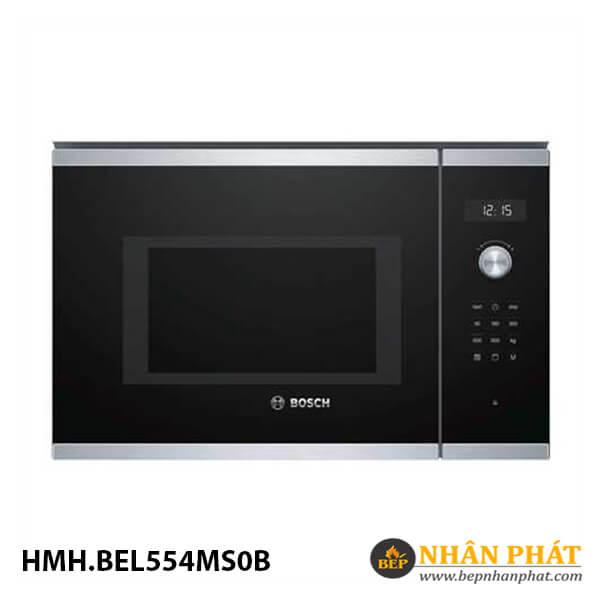 Lò vi sóng Bosch 25 lít HMH.BEL554MS0B Serie 6 4