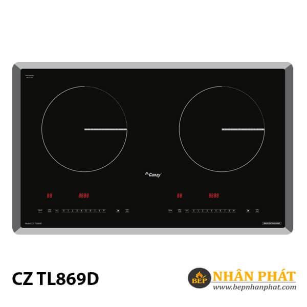 Bếp 2 từ Canzy CZ TL869D 3