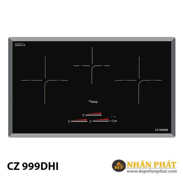 Bếp 3 từ Canzy CZ 999DHI 3