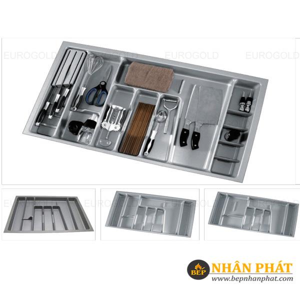 khay-chia-thia-nia-nhua-cao-cap-mau-xam-eurogold-etp800-bepnhanphat