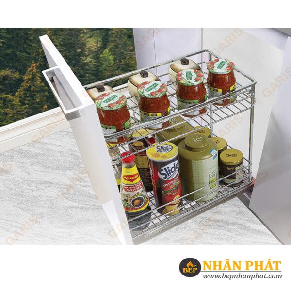 gia-gia-vi-chai-lo-nan-vuong-inox-son-tinh-dien-garis-gk0230e-bepnhanphat