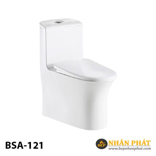 Bồn cầu 1 khối BASICS BSA-121 4
