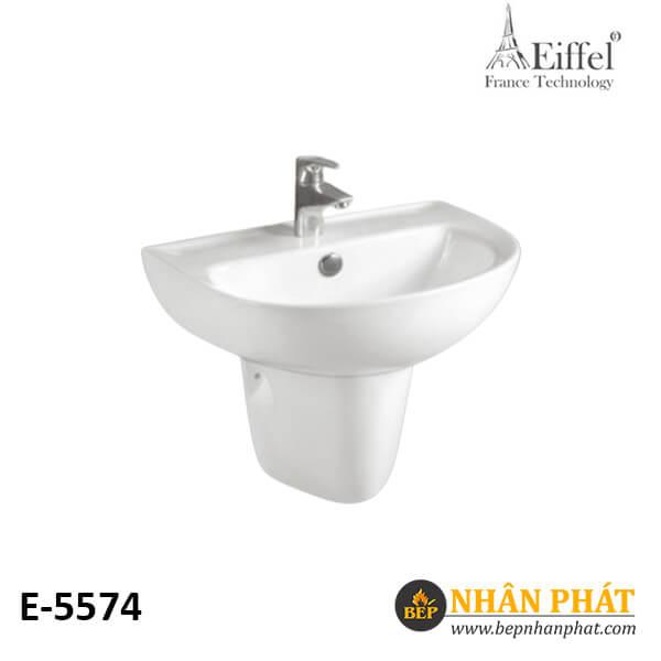 Chậu lavabo chân treo Eiffel E-5574 4