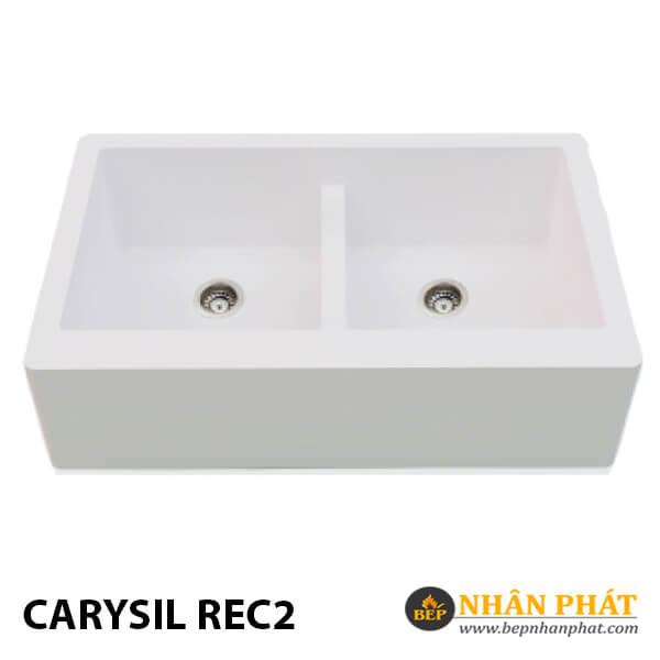 Chậu Rửa Chén Đá CARYSIL REC2 5