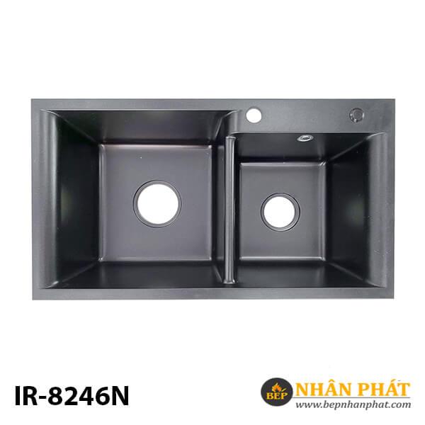 chau-rua-chen-da-nhan-tao-2-hoc-nhap-khau-iroyal-ir-8246n-bepnhanphat-2