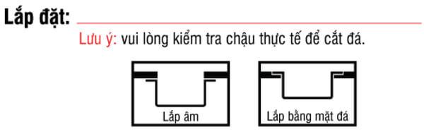 Chậu Rửa Chén Đá CARYSIL REC2 7
