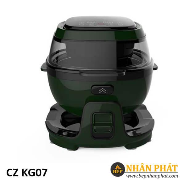 noi-chien-khong-dau-canzy-cz-kg07-bepnhanphat