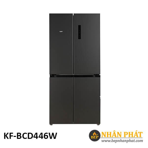 tu-lanh-kaff-kf-bcd446w-bepnhanphat